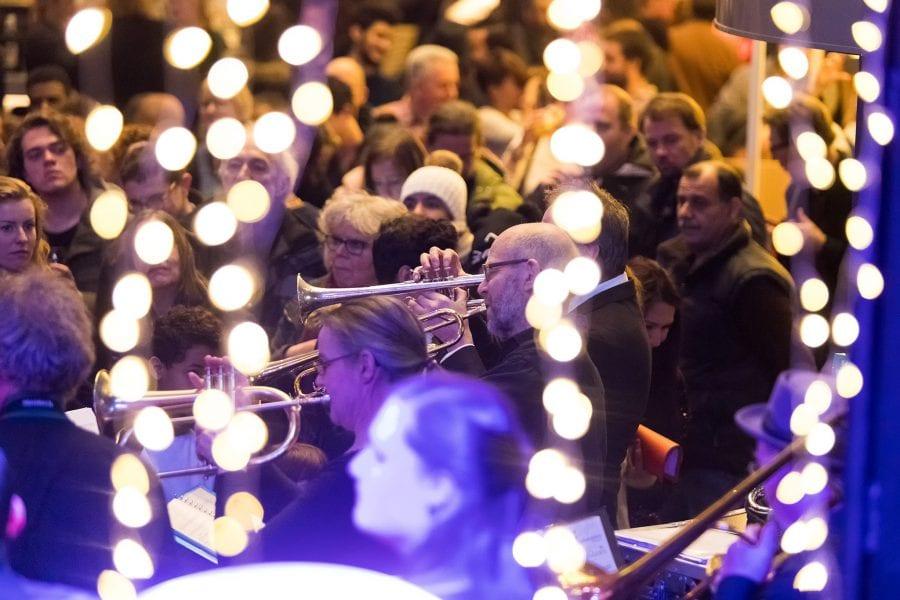 Catching Cultures Orchestra festival in Tivoli Vredenburg op 14/01/18