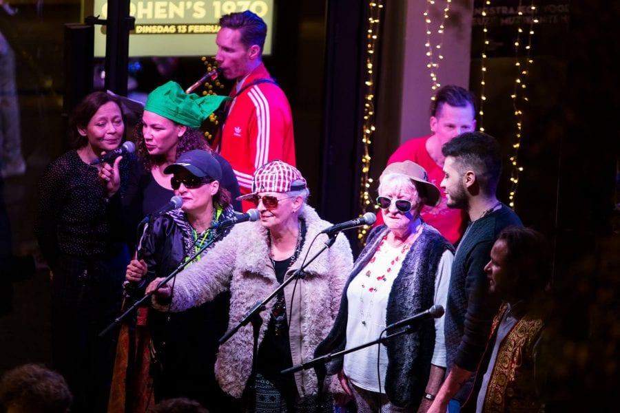 Fotoverslag van het Catching Cultures Orchestra festival op 14-01-18
