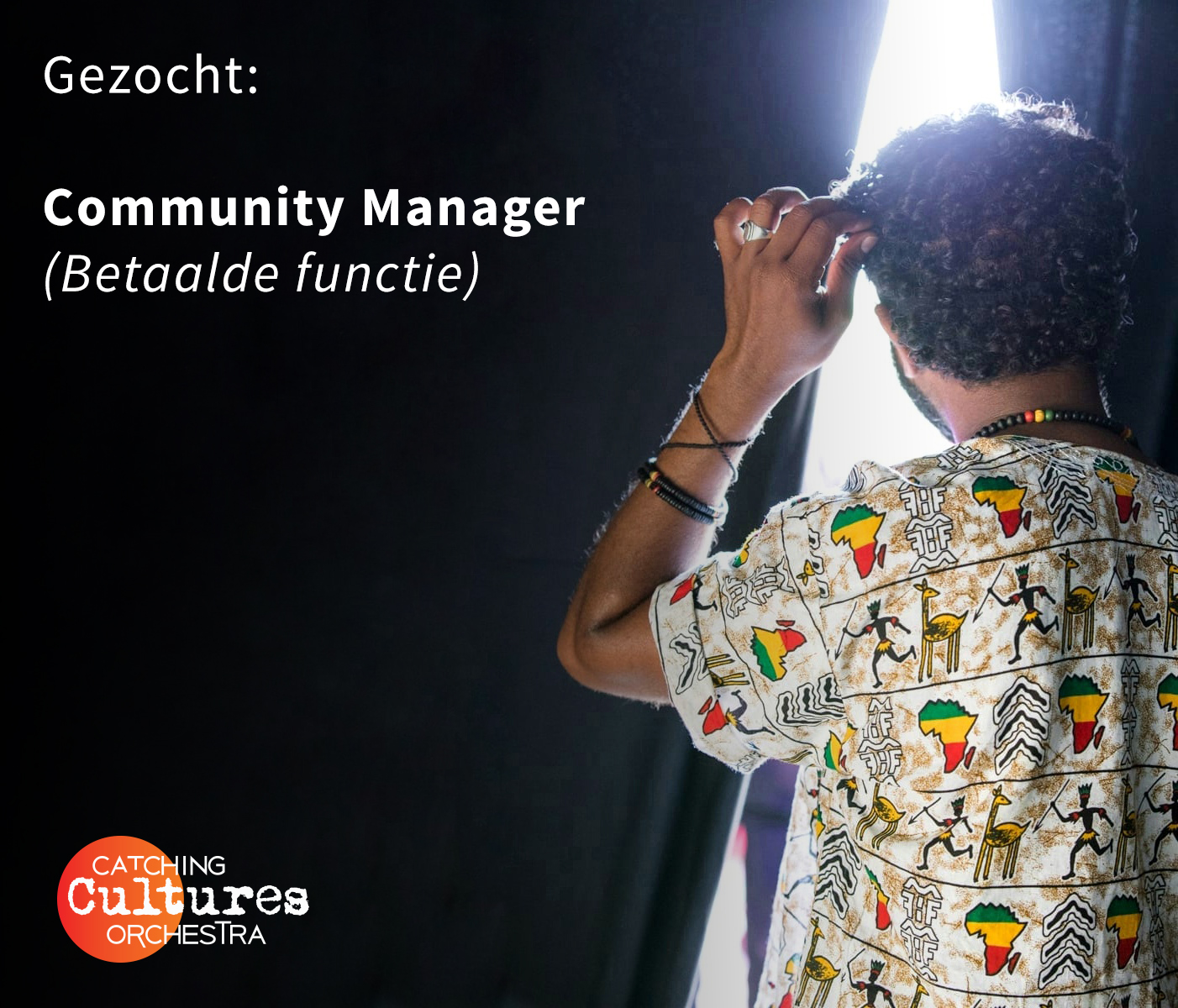 Vacature: Community Manager