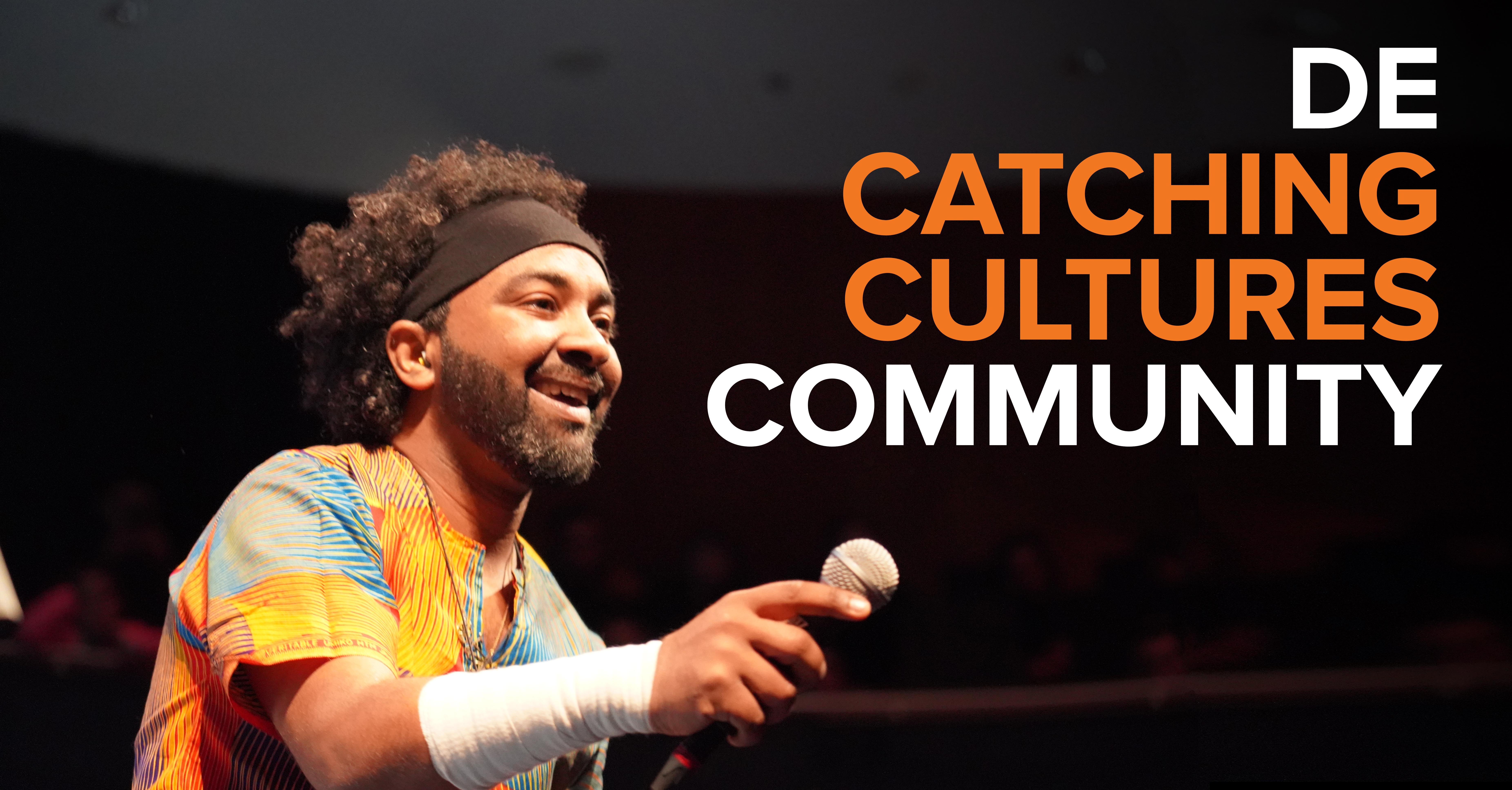 Lancering van de Catching Cultures Community!