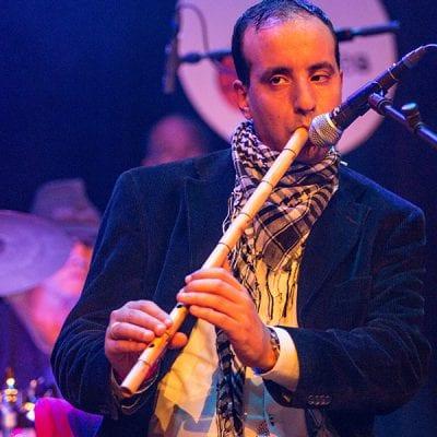 Hamed Alshaabi