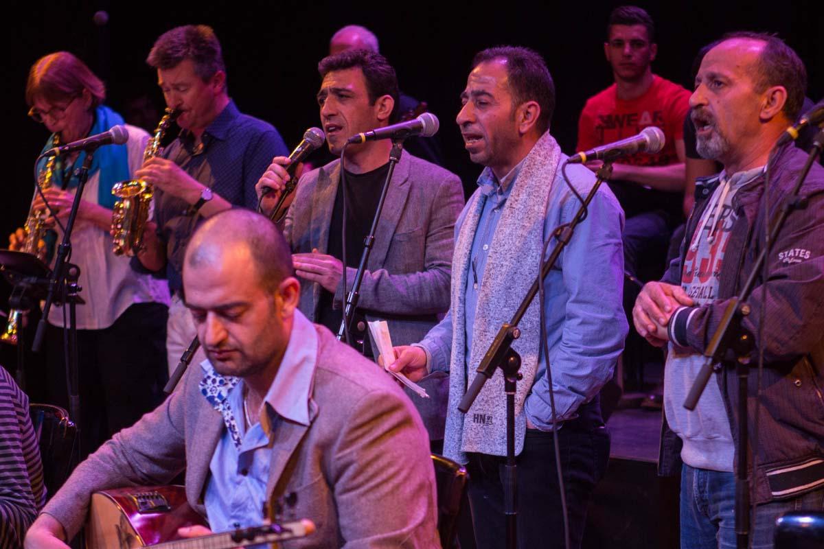 Optreden in RASA Utrecht