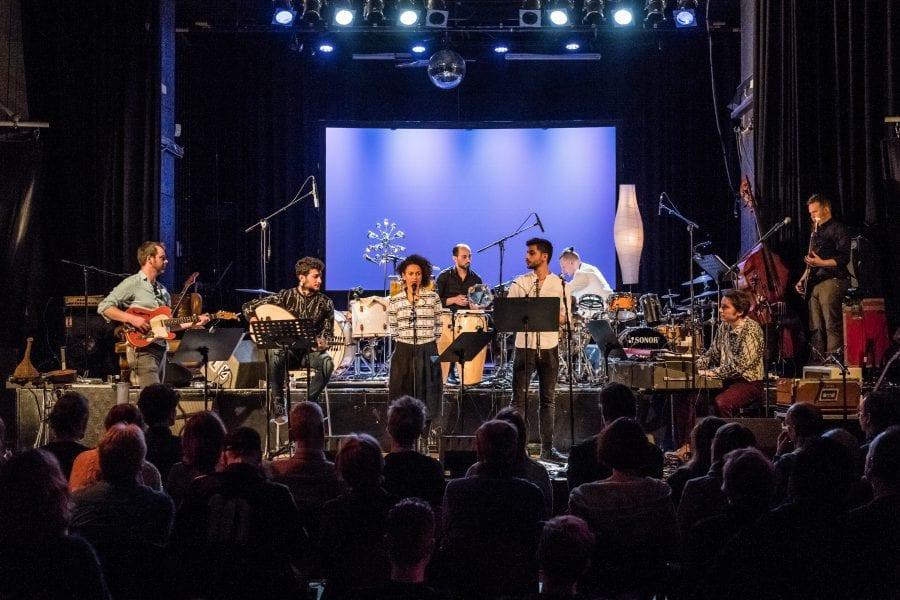 Samenwerking van Catching Cultures Orchestra en Rosa ensemble: SupeRRosa.