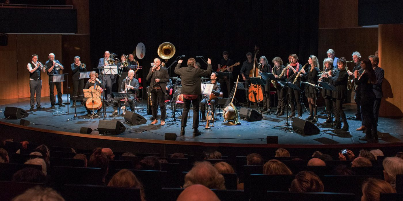 Ons laatste festival in TivoliVredenburg (januari 2019). © Birgit Schuch